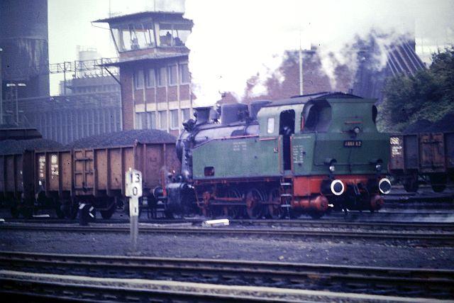 Dampfbetrieb in Alsdorf - 1986 - 1987 2_anna11