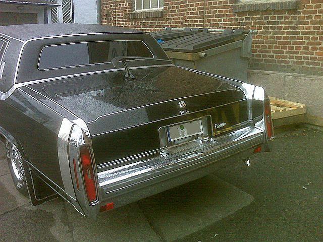 Cadillac M.G. - Zufallssichtung 357