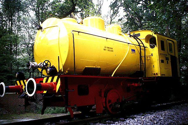 Dampfspeicherloks 374