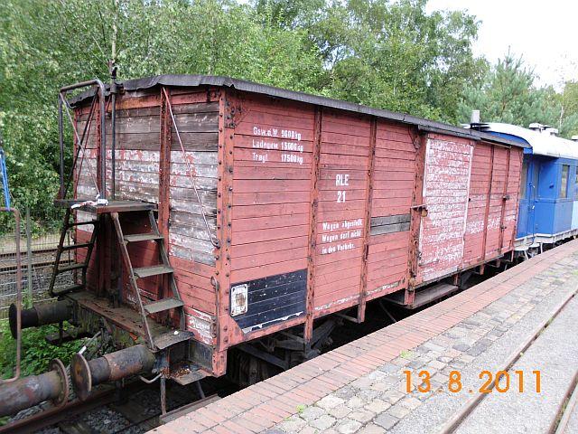 25 Jahre AG Muttenthalbahn e.V.  3810