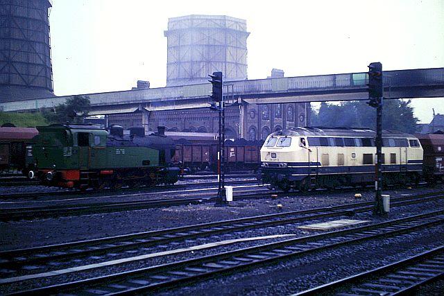 Dampfbetrieb in Alsdorf - 1986 - 1987 3_anna10