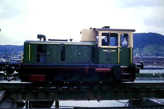 Die Brohltalbahn - Ein Besuch im Sommer 1987 und am 25.04.2019 erneut 3_d2_b10