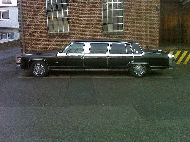 Cadillac M.G. - Zufallssichtung 446