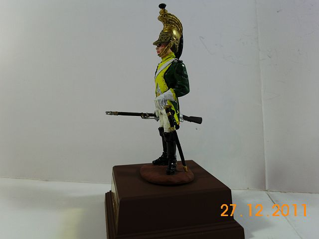 Monogram Merite - French Dragoon of the Guard 1812 -1/32 - Galerie 454