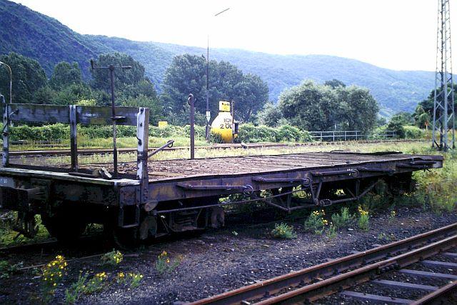 Die Brohltalbahn - Ein Besuch im Sommer 1987 und am 25.04.2019 erneut 459