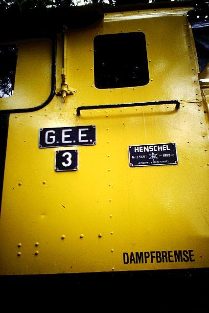 Dampfspeicherloks 462