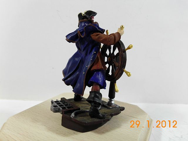 Andrea PC-08 - Riding the storm - Zinn 54mm - Galerie 465
