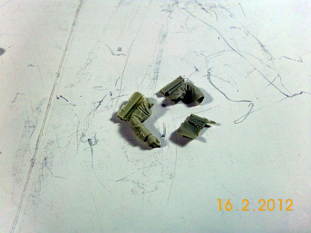 Nemrod 54090 - Brief von Zuhause - Resin 54mm Vorstellung 469
