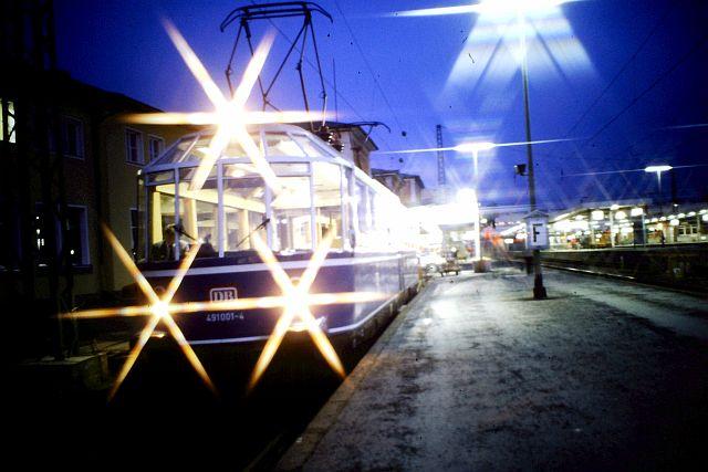Der Gläserne Zug - DB 491 001 491_0014