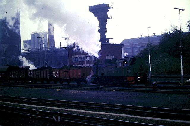 Dampfbetrieb in Alsdorf - 1986 - 1987 4_anna11