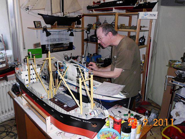 Graupner Sea-Commander 1/20 - Robbe Schlepper Neptun - eine Art Tagebuch - Seite 2 520