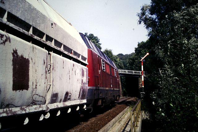 Baureihe 221 / V200.1 der DB 534