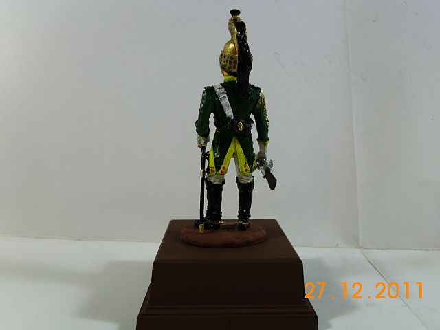 Monogram Merite - French Dragoon of the Guard 1812 -1/32 - Galerie 536