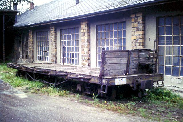 Die Brohltalbahn - Ein Besuch im Sommer 1987 und am 25.04.2019 erneut 538