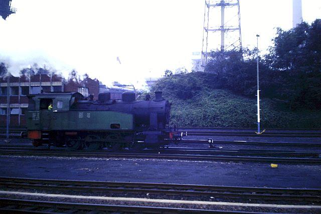Dampfbetrieb in Alsdorf - 1986 - 1987 5_anna11