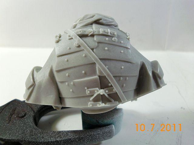 YH 1811 - Römischer Legionär 1 Jhr. AD - Resin Büste 1/10 - Vorstellung 610