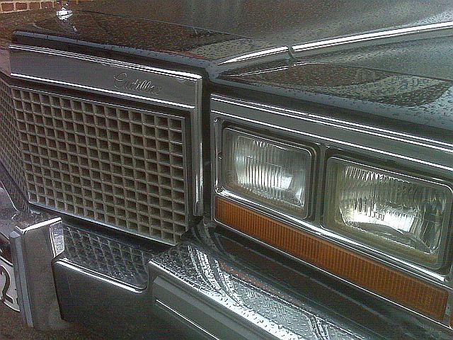 Cadillac M.G. - Zufallssichtung 623