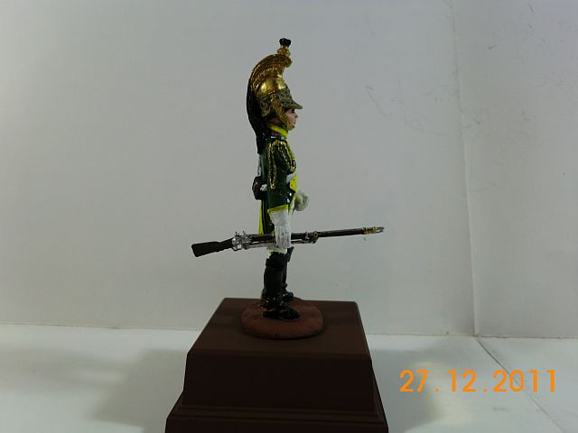Monogram Merite - French Dragoon of the Guard 1812 -1/32 - Galerie 627