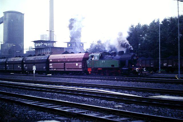 Dampfbetrieb in Alsdorf - 1986 - 1987 6_anna10