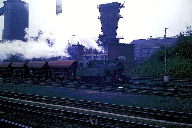 Dampfbetrieb in Alsdorf - 1986 - 1987 6_anna11