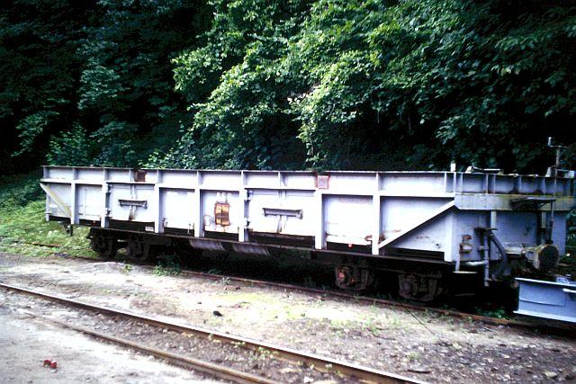 Die Brohltalbahn - Ein Besuch im Sommer 1987 und am 25.04.2019 erneut 820
