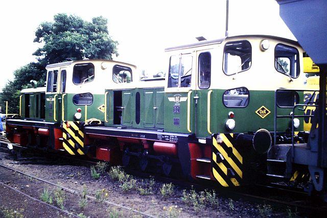 Die Brohltalbahn - Ein Besuch im Sommer 1987 und am 25.04.2019 erneut 8_d3_d10