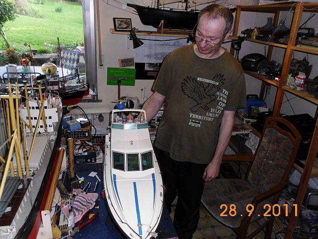Graupner Sea-Commander 1/20 - Robbe Schlepper Neptun - eine Art Tagebuch - Seite 2 916
