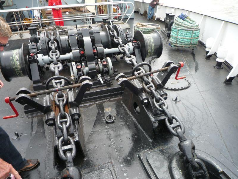 Baubericht Graupner Littorina - Fertig Ankerw10