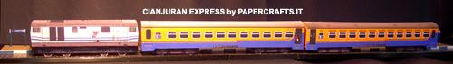 Papercrafts - Cianjuran Express kostenloser Download Cianju11