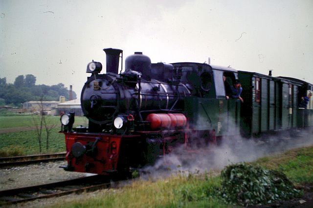 Die SELFKANTBAHN - Gillrath - Schierwaldenrath 1000mm  Lok_2110