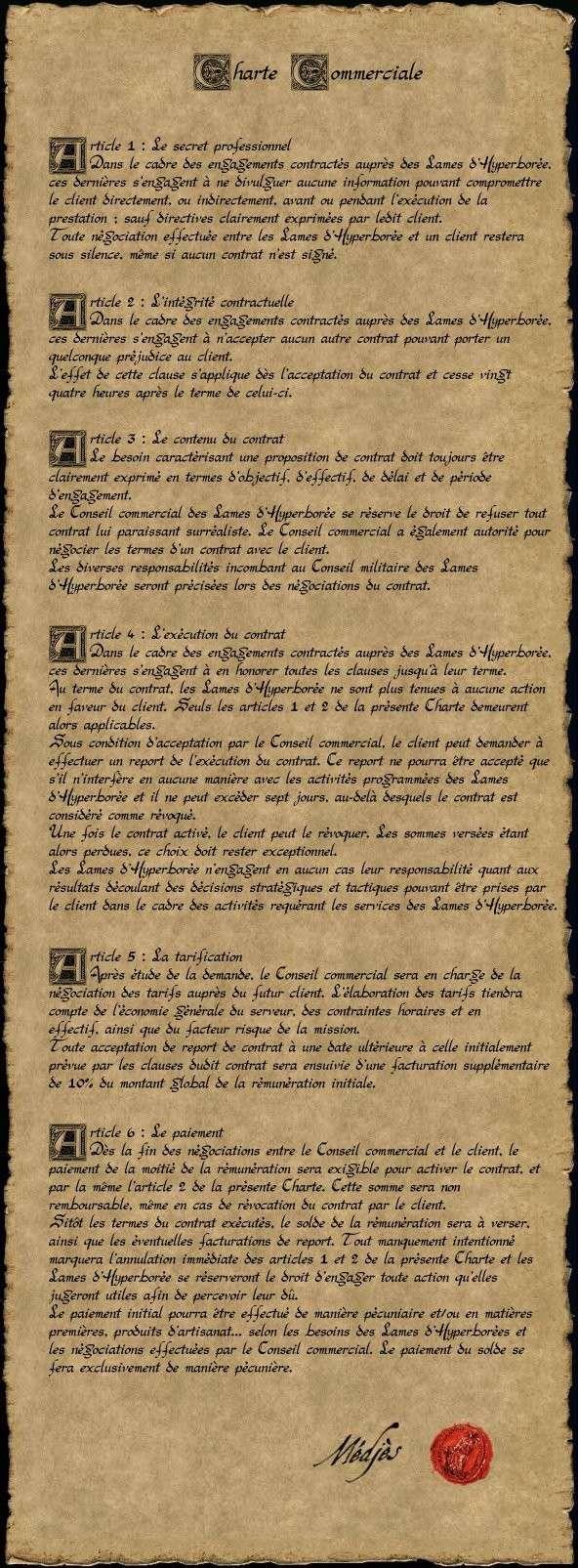 Guilde: Les Lames d'Hyperborée [contact] Charte10