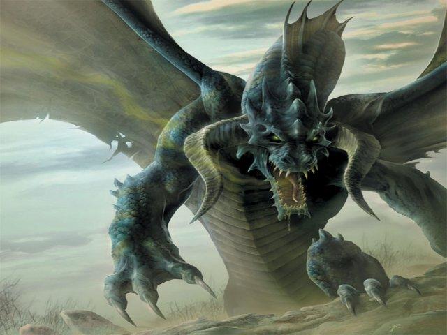 Créatures de Foreoh Dragon10