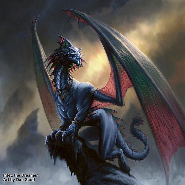 Créatures de Foreoh Dragon11