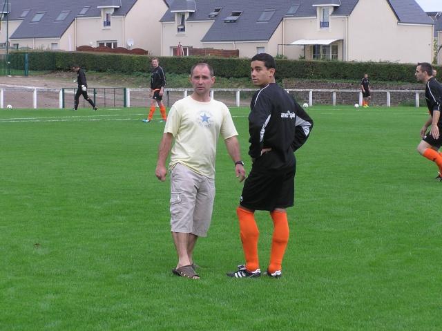 match contre le Courrier Picard Amiens P1010110