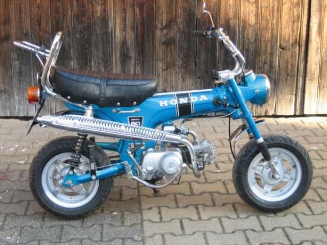 Parcoursd'un motard cinquantenaire Dax10