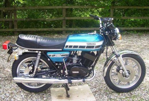 Parcoursd'un motard cinquantenaire Rd40010