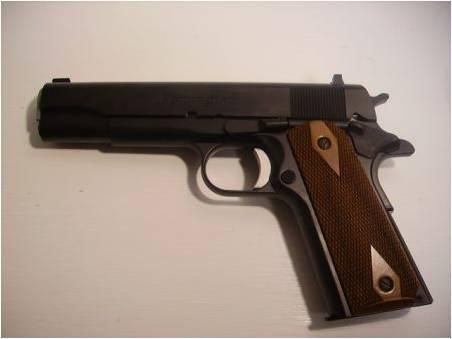 Arme de Poing Wild Bunch- Vos avis. 1911_r10