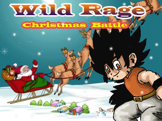 WILD RAGE CHRISTMAS BATTLE Christ10