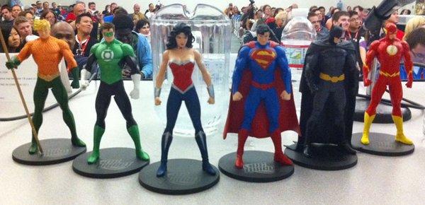 DC Direct nuevas figuras San Diego Comic Con 2011 28430810