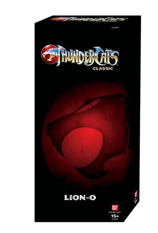 "Exclusive Classic 8"" Thundercats Lion-O Figure Thunde11"
