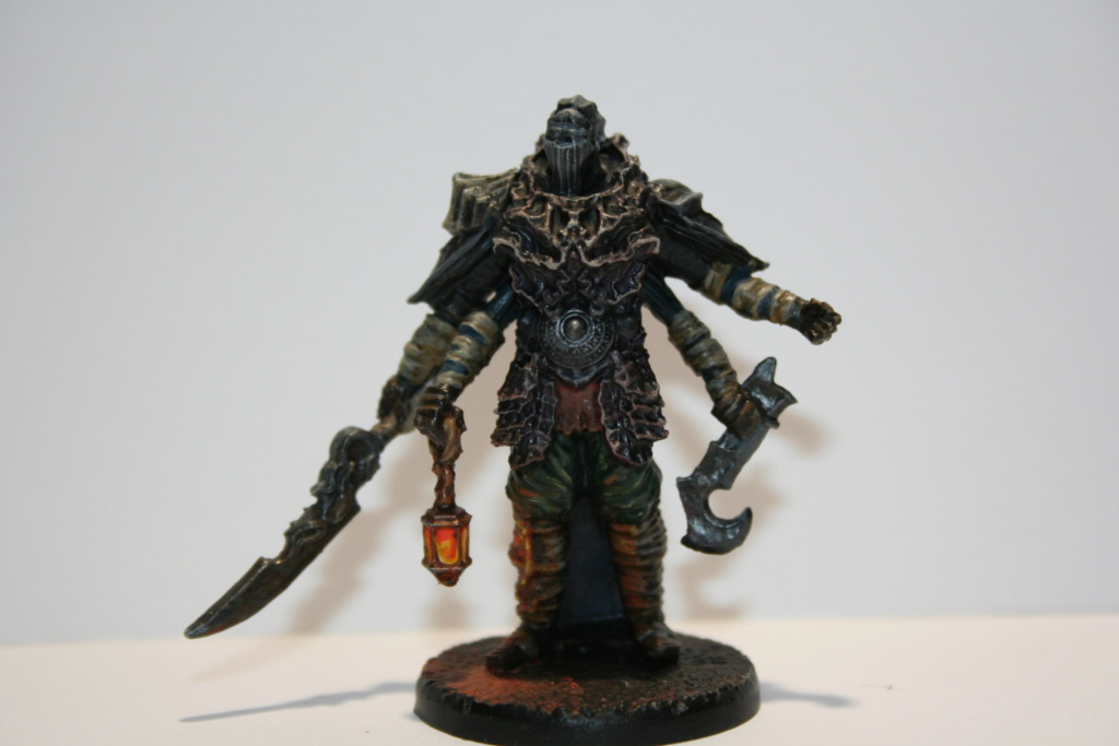 Figurine de Tainted Grail Tainte11