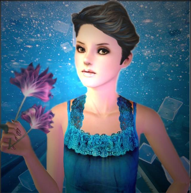 [Sims] Créations de Kloliane - Page 6 Blue2311