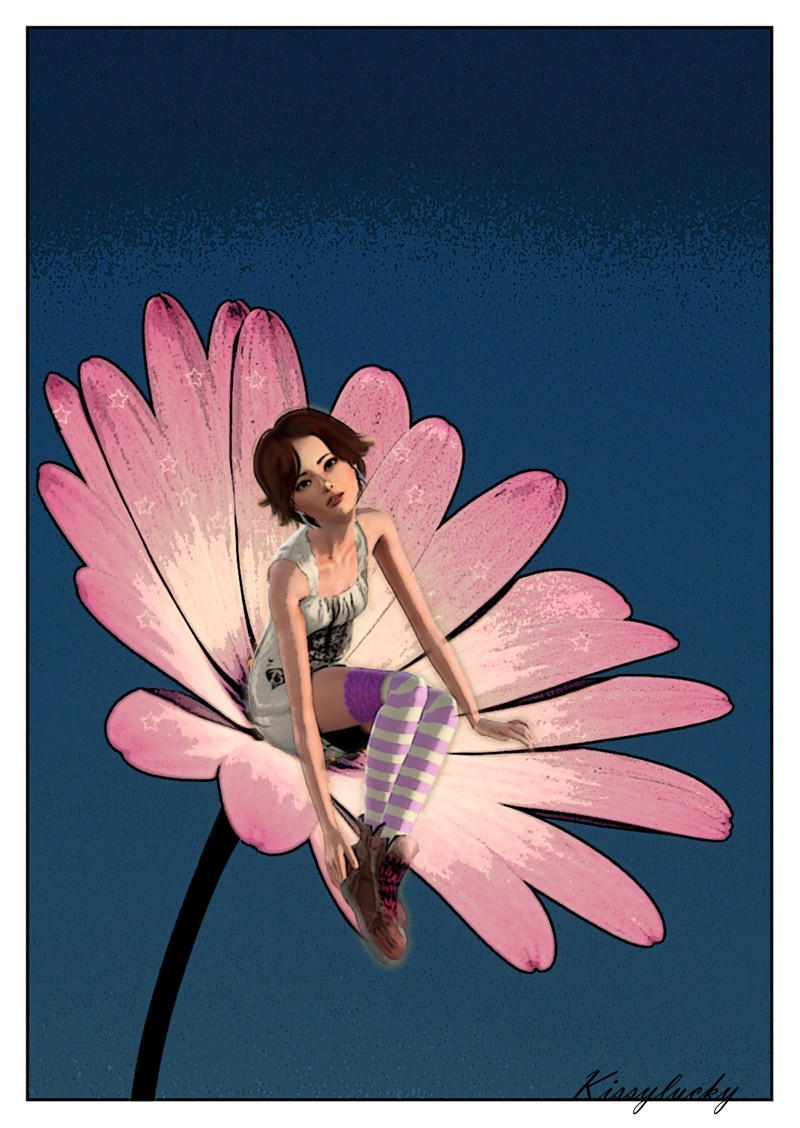 [Sims] Créations de Kloliane Flower10