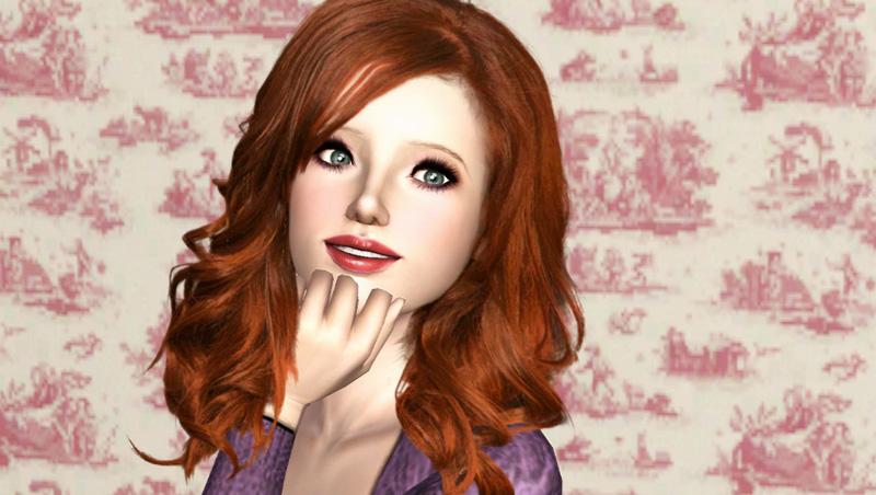 [Sims] Créations de Kloliane - Page 2 Makeov12