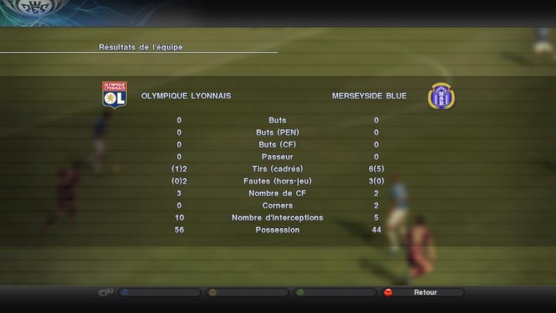 [ 1/8e de finale ] Lyon - Everton Pes20349