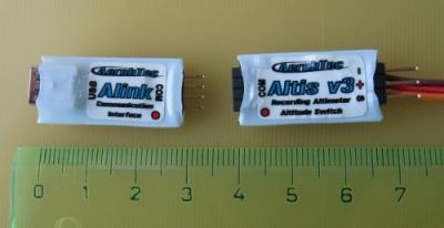 Les altimètres adaptés au F5J FAI Altis_10