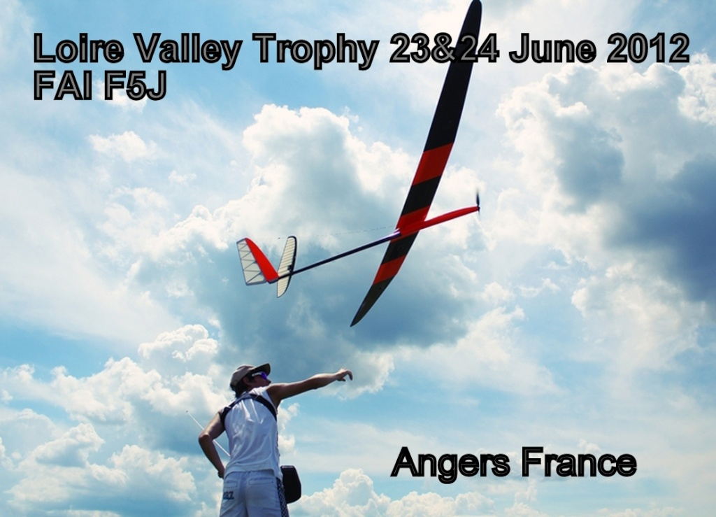 Loire Valley Trophy Concours Inernational F5J FAI Angers  F5j-su10