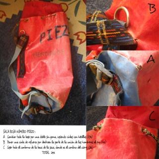 Si quieres reparar las sacas de espeleo _presu10
