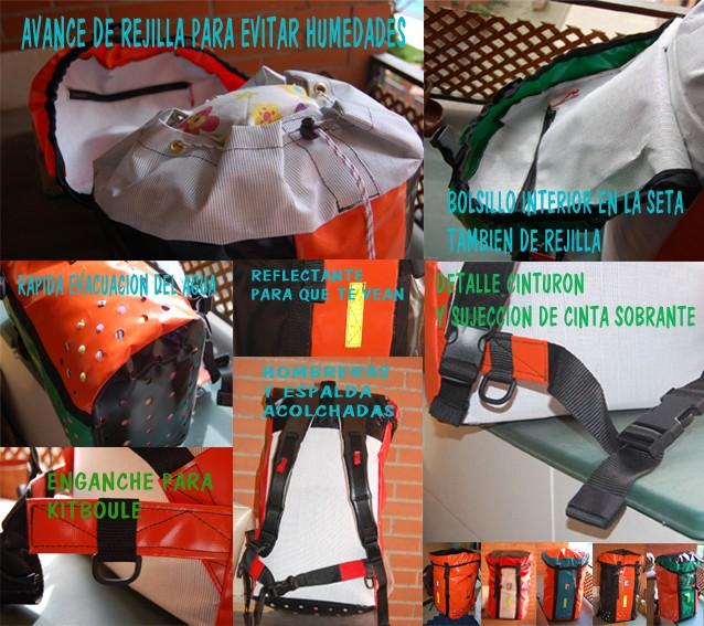 nuevas sacas de Ángeles Cartel10