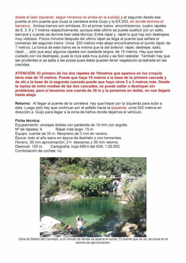 Descenso del Gargantón (por Pablo Rico Cordero) Descen13